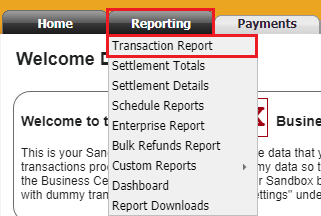 Can I check the IP address a transaction came from?